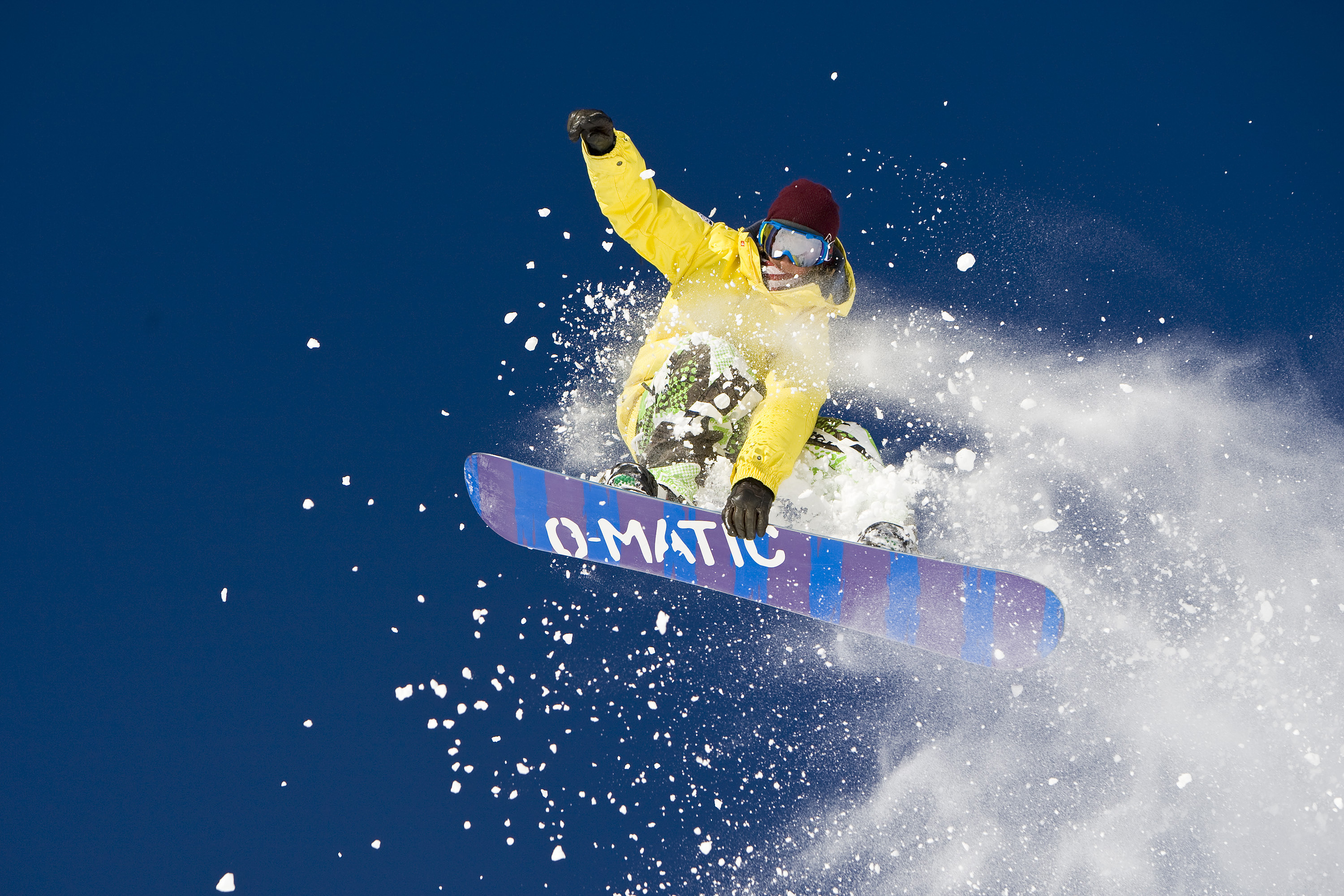 best European resorts for snowboarders Tignes