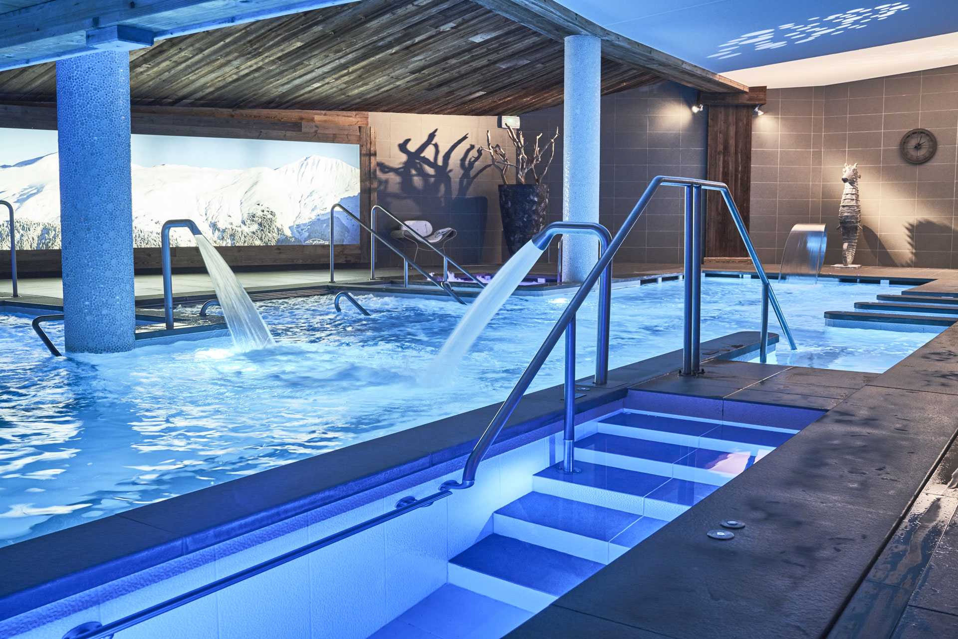 The Chabichou Hote Spa in Courchevel