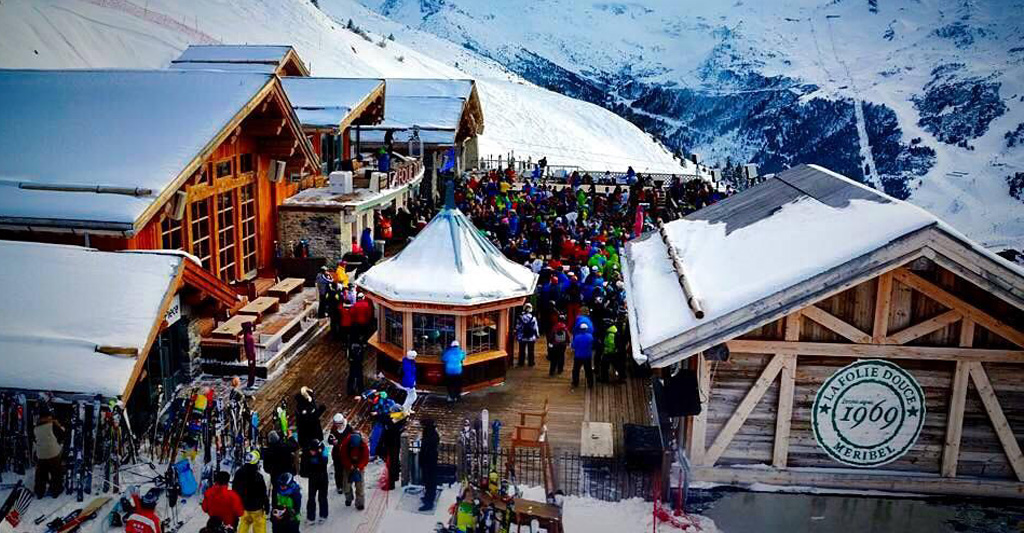 La Folie Douce Courchevel