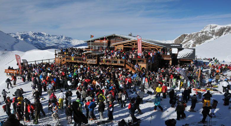 Apres Ski in Les Deux Alpes