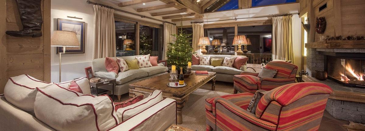 Luxury chalets Meribel - Domaine du Burgin