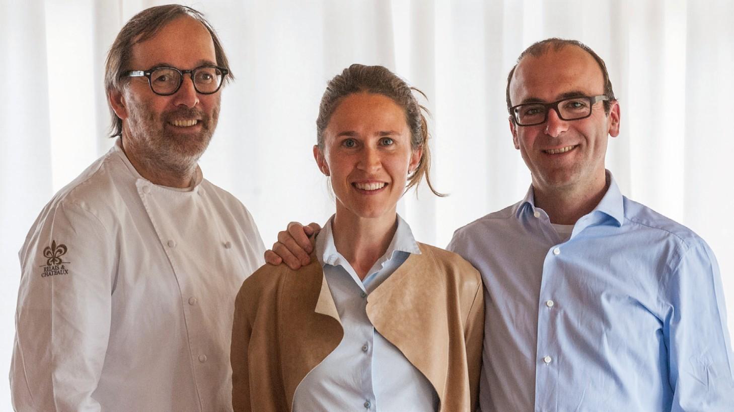 Best restaurants in the Alps - La Bouitte