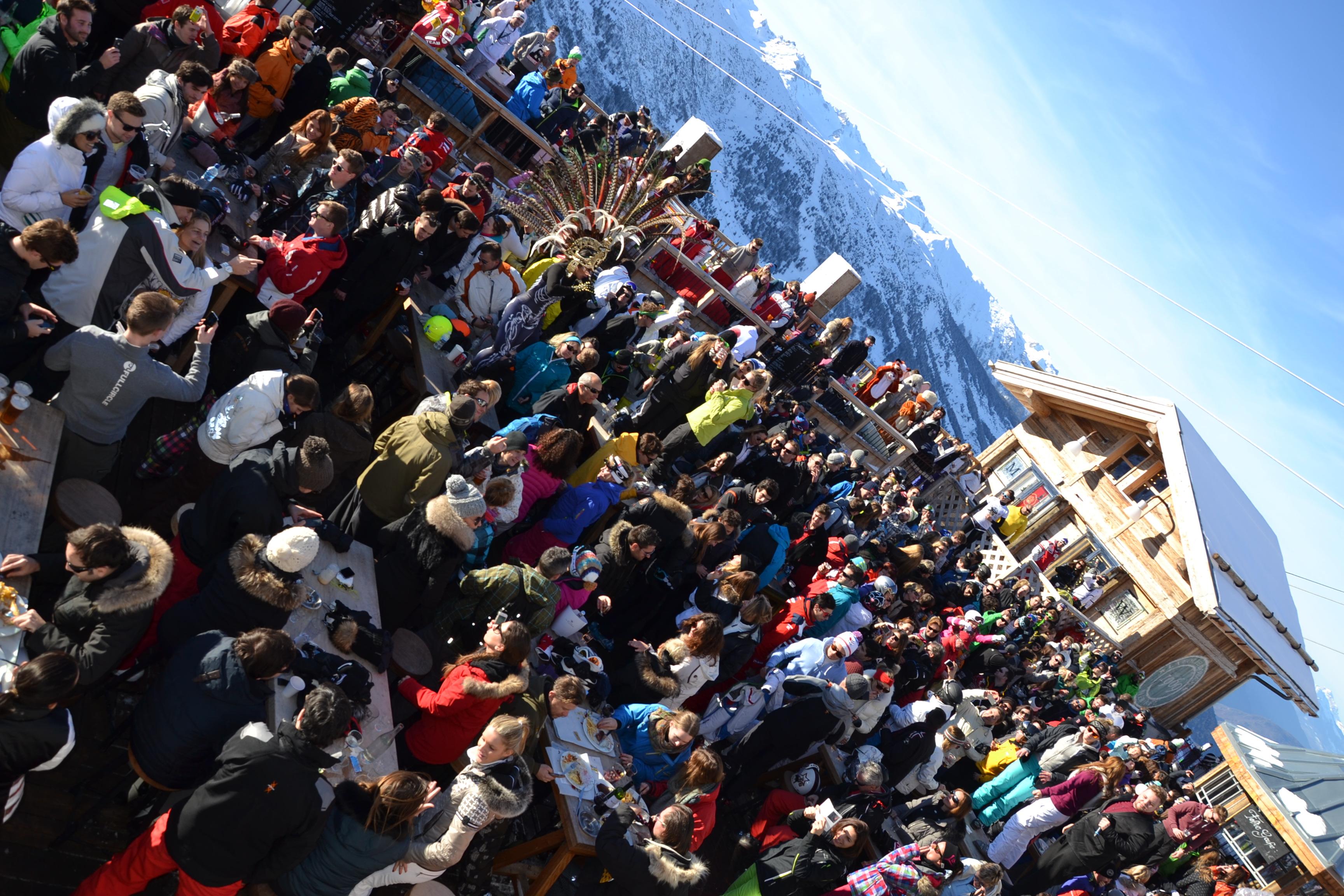 Ski holidays in Meribel