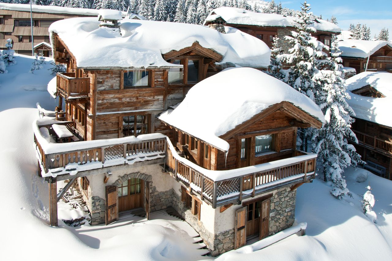 ski in ski out chalet holidays