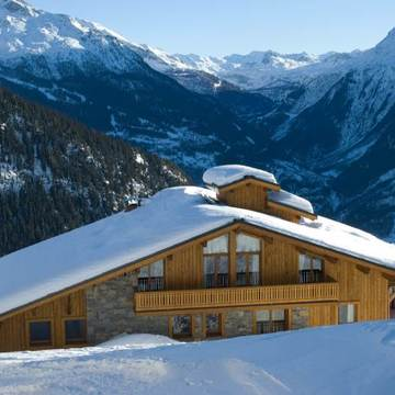 Chalet - The Penthouse ski chalet in La Rosiere