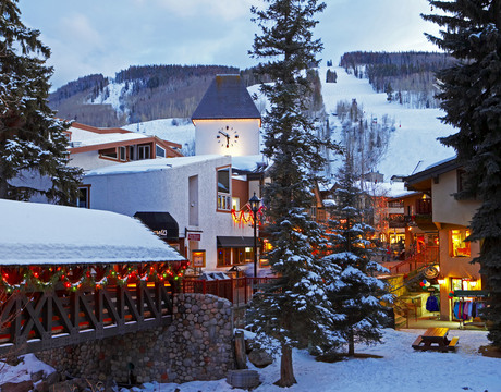 Resort Vail in USA