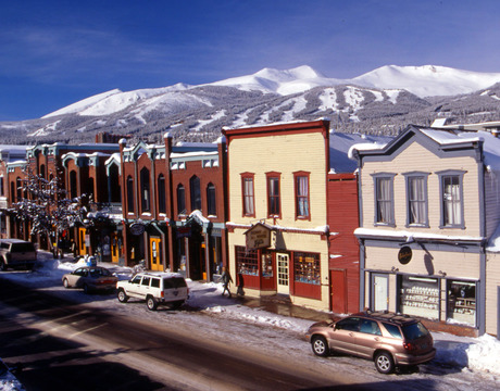 Resort Breckenridge in USA