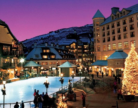 Resort Beaver Creek in USA