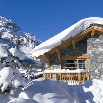 Chalet Klosters ski chalet in Val d'Isere