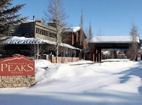 Hotel Park City Peaks ski hotel in Park City