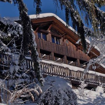 Chalet Peter Pan ski chalet in Chamonix (Les Houches)