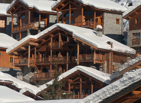 Chalet - The South Face ski chalet in Ste Foy Tarentaise