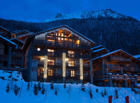 Chalet Hotel The Peak ski chalet in Ste Foy Tarentaise