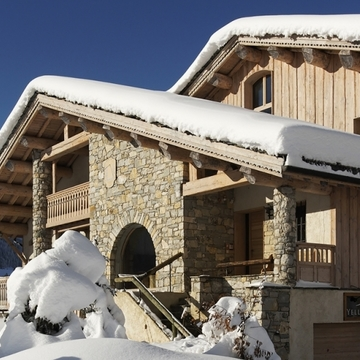 Chalet Yellowstone Lodge ski chalet in Ste Foy Tarentaise