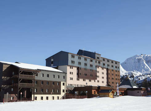 Club Med Aime ski chalet in La Plagne (Aime)