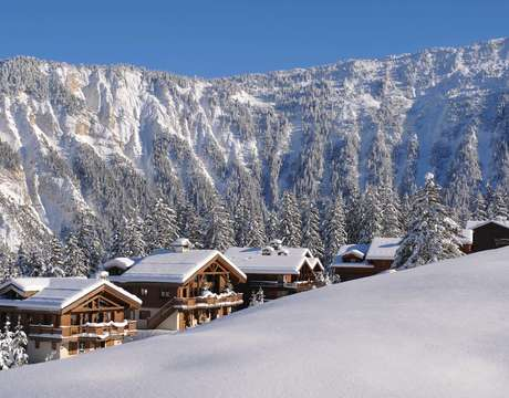 Chalets in Courchevel Moriond - chalets in Courchevel 1650