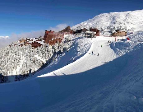 Chalets in Arc 2000 - ski-in and ski-out convenience at an affordable price