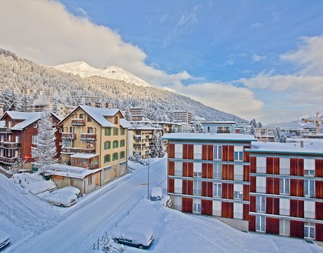 Hotels in Davos, Switzerland