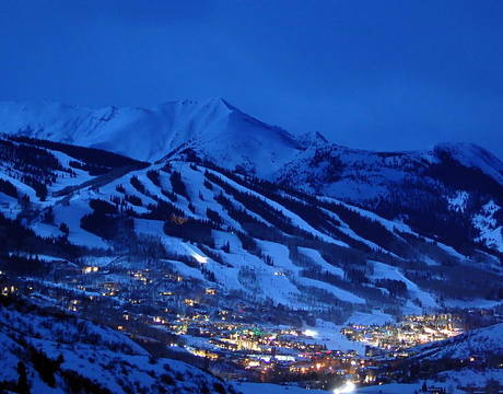Resort Snowmass in USA