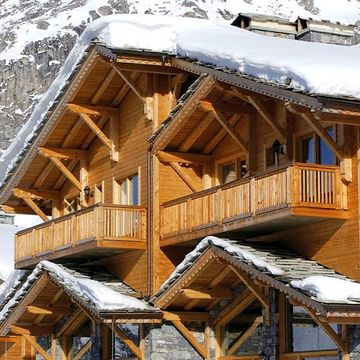 Chalet Lodge Muscat ski chalet in Val d'Isere
