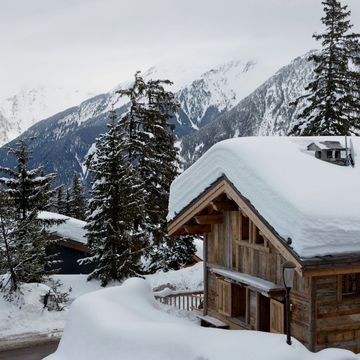 Chalet Ajacour ski chalet in Courchevel 1850