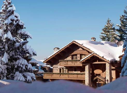 Chalet Ormello ski chalet in Courchevel 1850