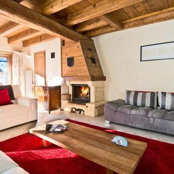 Chalet Edelweiss ski chalet in Meribel Village