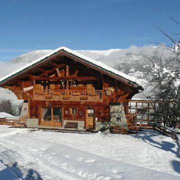 Chalet Jardin D'angele ski chalet in Courchevel Le Praz