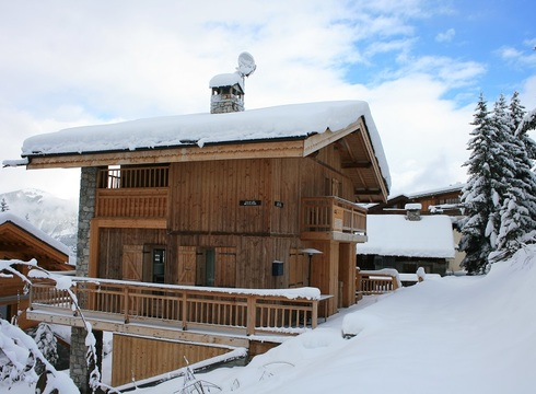 Chalet Mollard ski chalet in Courchevel Moriond