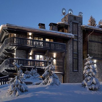 Chalet Edelweiss ski chalet in Courchevel 1850