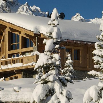 Chalet Razzie ski chalet in Courchevel 1850