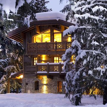 Chalet Gentianes ski chalet in Courchevel 1850