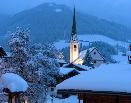 Hotels in Alpbach - for a charming winter holiday