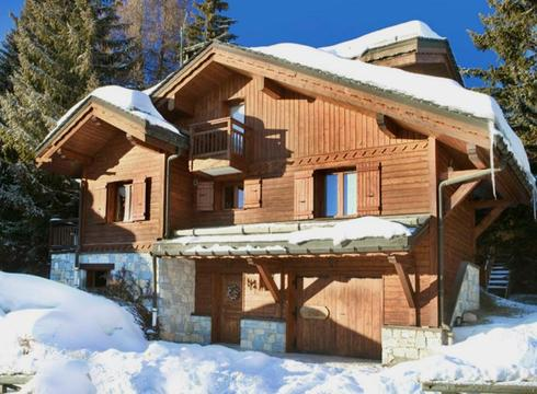 Chalet Bulle De Neige ski chalet in Courchevel 1850