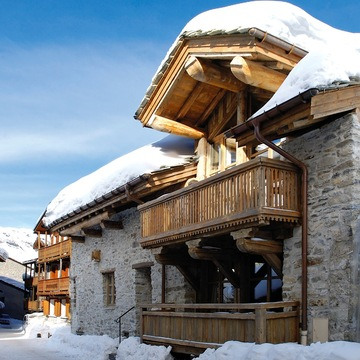 Chalet Farmhouse ski chalet in Val d'Isere