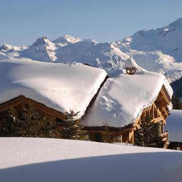 Chalet Sorbiers ski chalet in Courchevel 1850