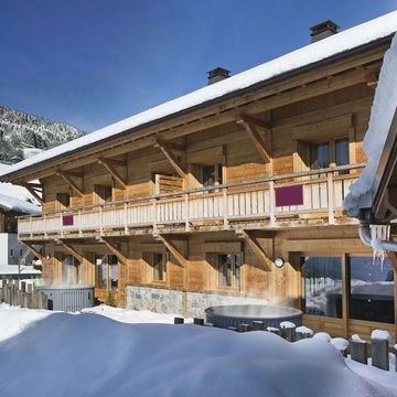 Chalet Bacall ski chalet in Les Gets