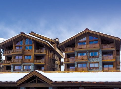 Chalet Bellevue ski chalet in Courchevel Moriond