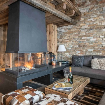 Chalet Le Refuge ski chalet in Meribel Village