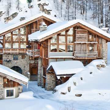 Chalet Alice ski chalet in Val d'Isere