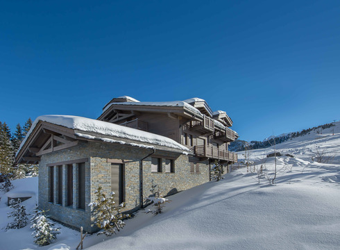 Chalet Licorne ski chalet in Courchevel Moriond