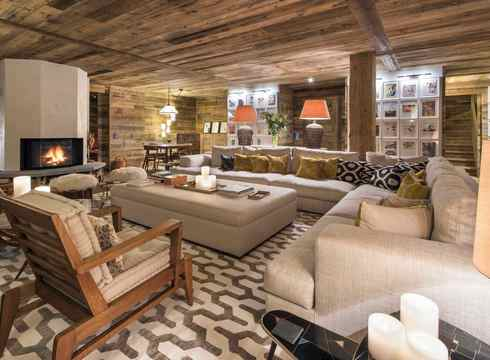Chalet Place Blanche 1 ski chalet in Verbier