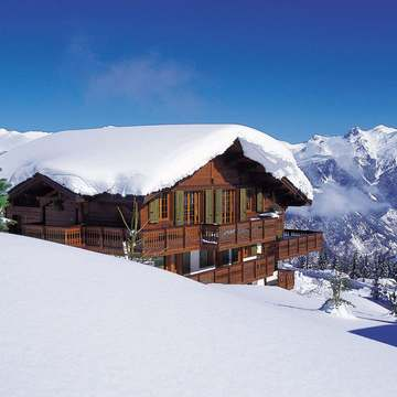 Chalet Founets Amont ski chalet in Courchevel 1850