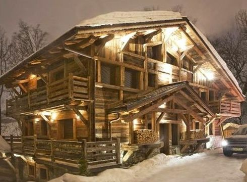 Chalet Tanniere ski chalet in Megeve