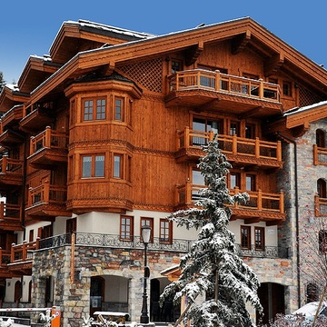 Chalets in courchevel 1850 chalet forge