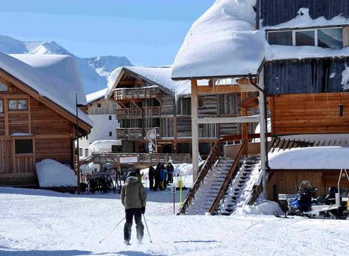 Chalets in alpe d%27huez