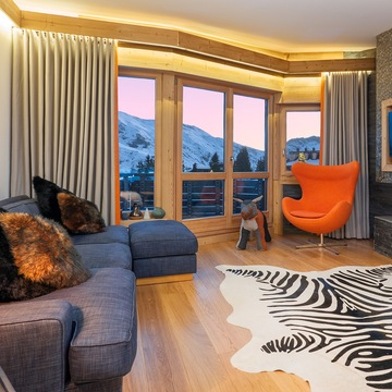 Chalet No.2 Penthouse ski chalet in Avoriaz