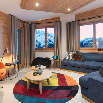 Chalet No.1 Penthouse ski chalet in Avoriaz