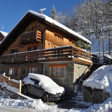 Chalets in meribel chalet spark