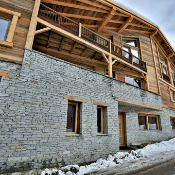 Chalet Rock And Love ski chalet in Tignes (Les Brevieres)